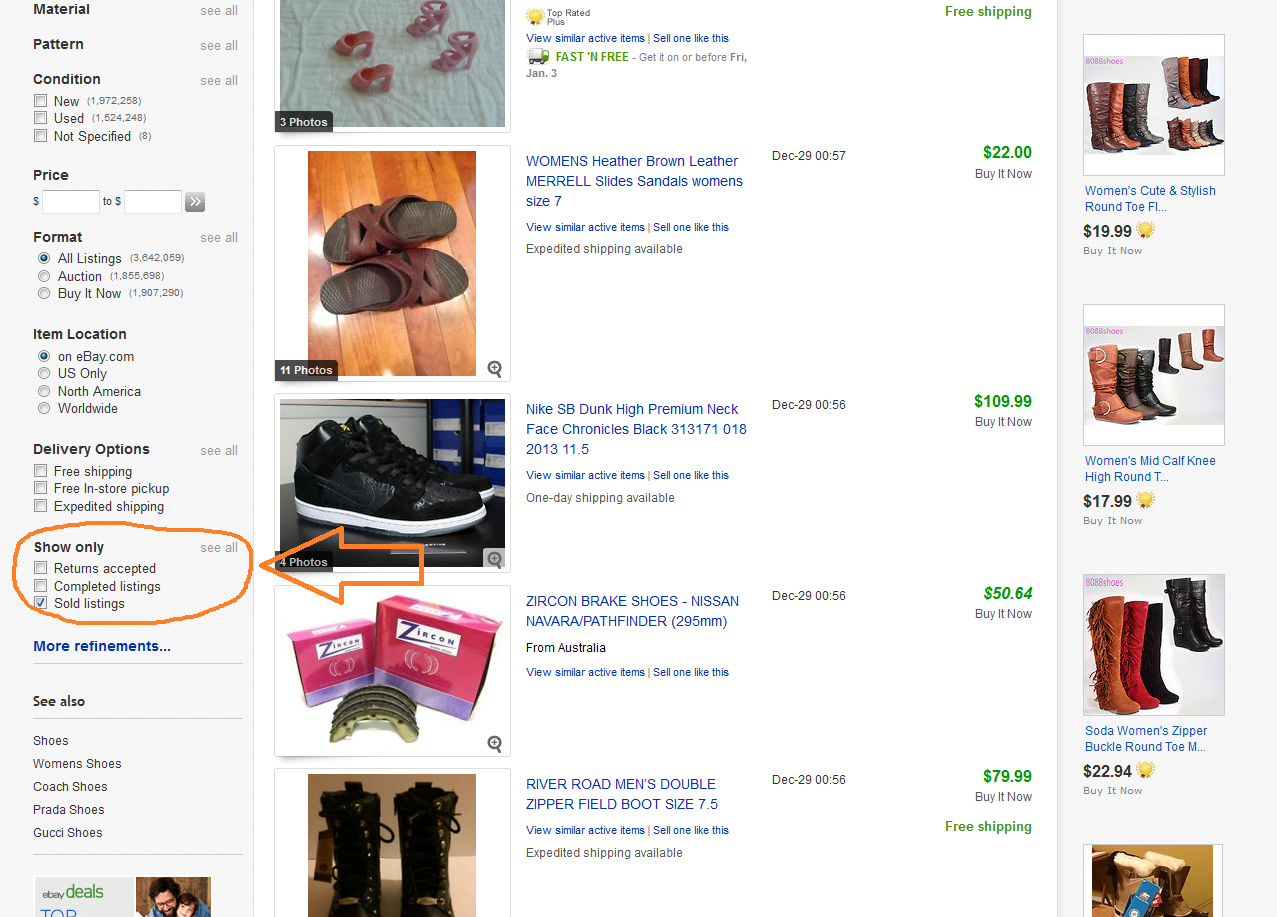 8 Crafty Selling Strategies to maximize eBay Profit